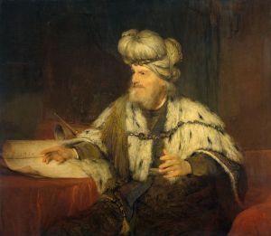 King David Arent de Gelder 1645-1727 Source Art and the Bible